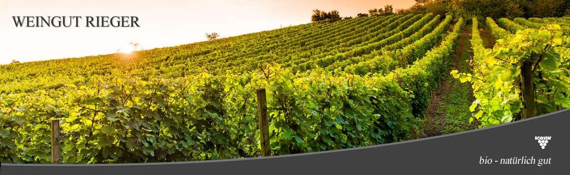 Wijnmakersdiner Weingut Rieger – vrijdag 27 maart 2020