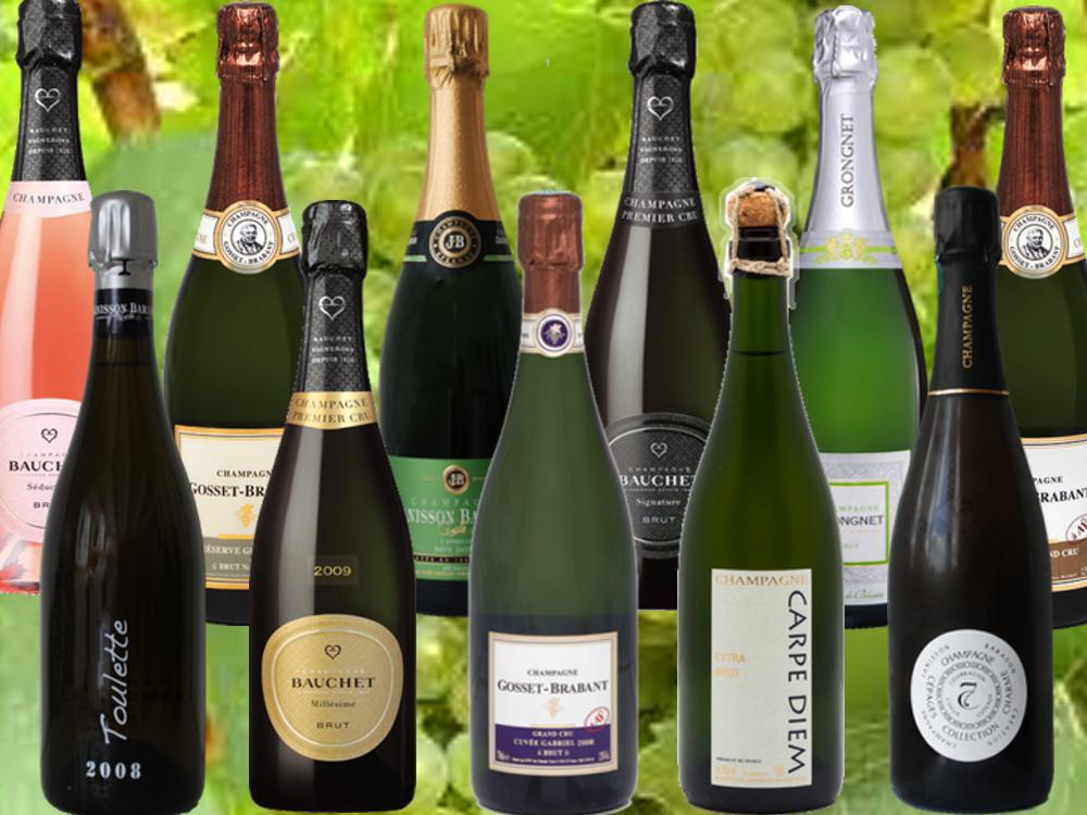 Champagnediner - datum volgt zsm